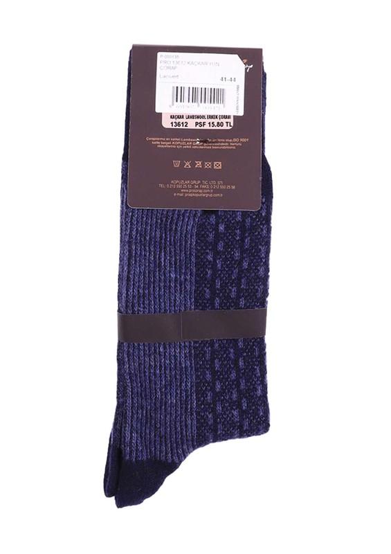 Pro Yün Çorap 13612 | Lacivert - Thumbnail