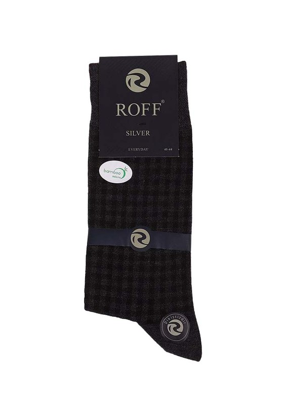 ROFF - Roff Bambu Çorap 14019   Antrasit