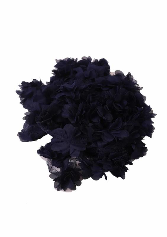 SİMİSSO - Simisso Lazer Kesim Çiçek 595   Lacivert