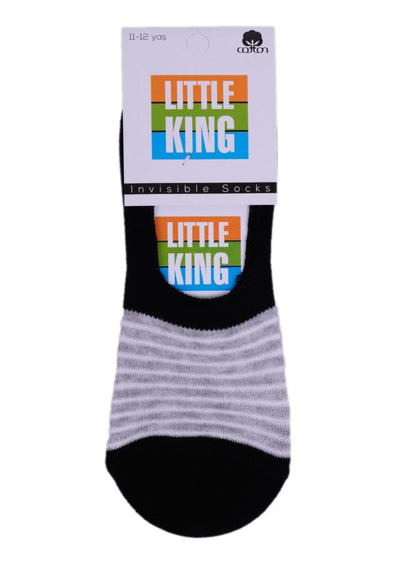 ARC - Arc Kids Çocuk Babet Çorap 306 | Siyah