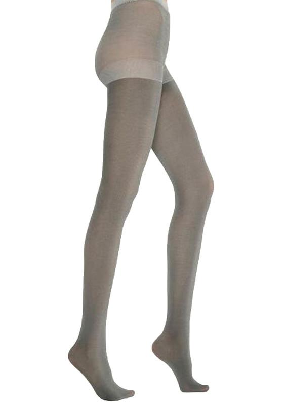 PENTİ - Penti Micro40 Mus Opak Külotlu Çorap | Gümüş