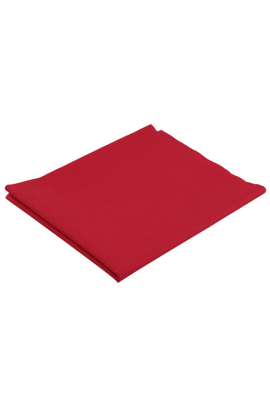 SİMİSSO - Amigurumi Elbise Kumaşı Akfil Pamuk Poplin Kumaş 63 Tel | Kırmızı