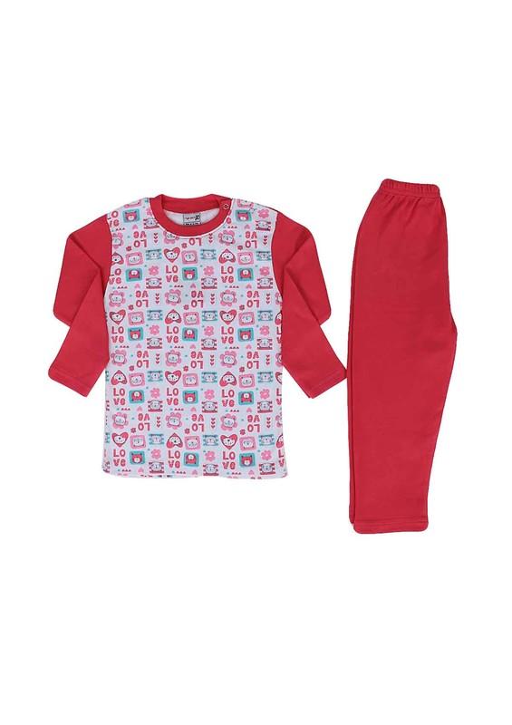SİMİSSO - Simisso Pijama Takımı 9845 | Pembe