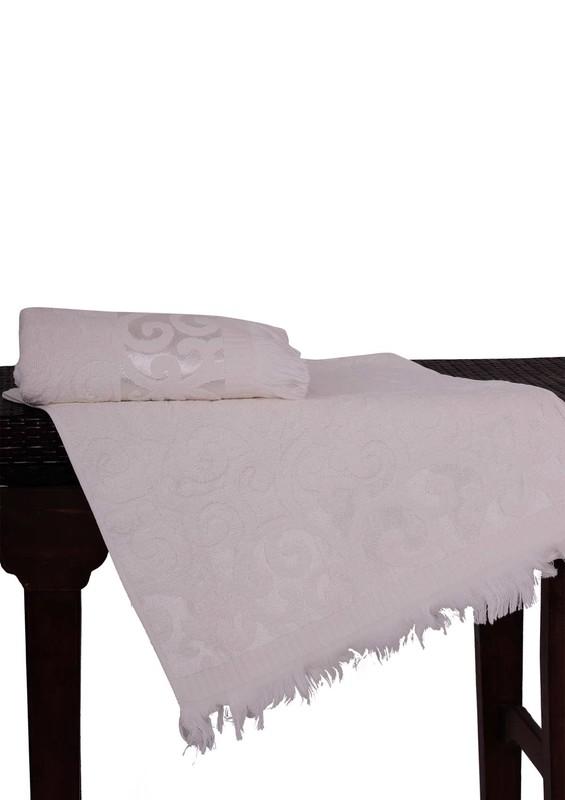 FİESTA - Fiesta El ve Yüz Havlusu 2 ' li 785   Beyaz