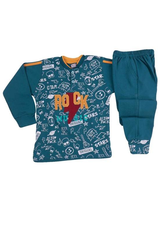 SİMİSSO - Simisso Pijama Takımı 985 | Mavi