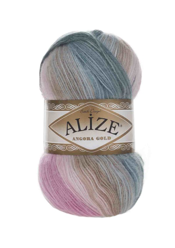 Alize - Alize Angora Gold Batik El Örgü İpi 2970