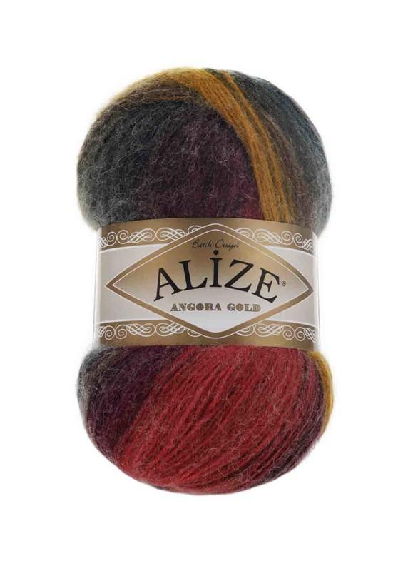 Alize - Alize Angora Gold Batik El Örgü İpi 3368