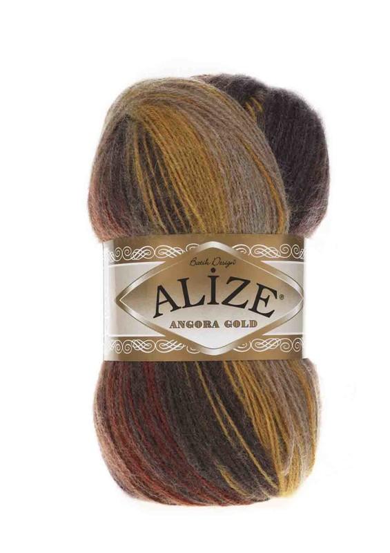 Alize - Alize Angora Gold Batik El Örgü İpi 3379