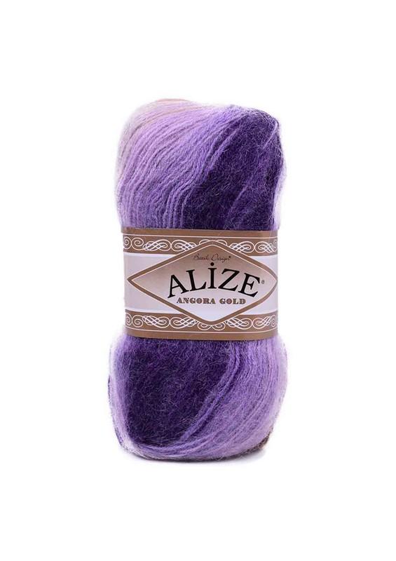 Alize - Alize Angora Gold Batik El Örgü İpi 3929