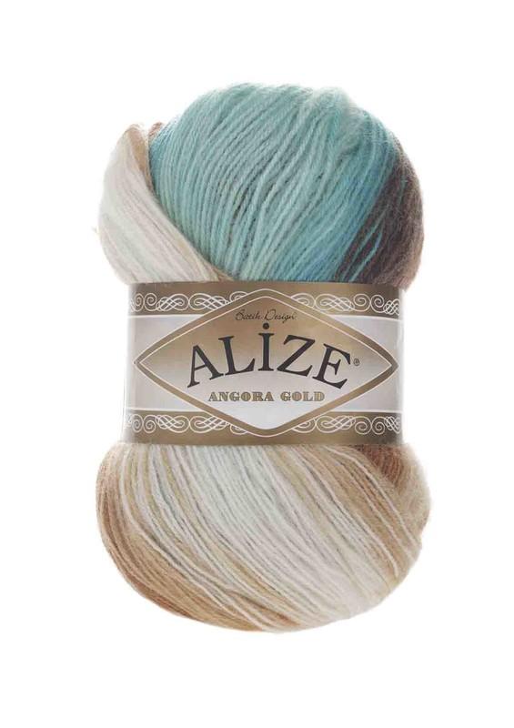 Alize - Alize Angora Gold Batik El Örgü İpi 4603