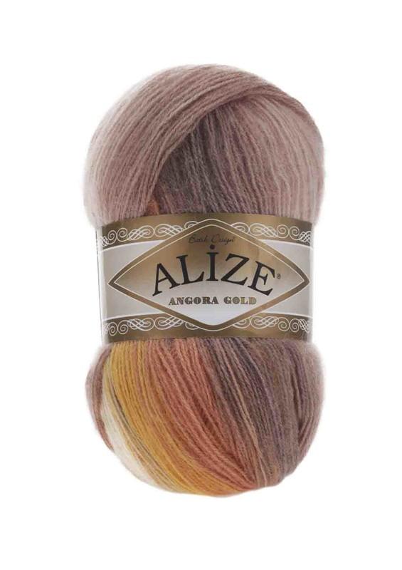 Alize - Alize Angora Gold Batik El Örgü İpi 4741