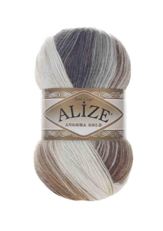 Alize - Alize Angora Gold Batik El Örgü İpi 5742