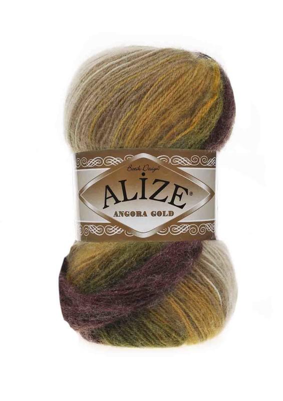 Alize - Alize Angora Gold Batik El Örgü İpi 5850