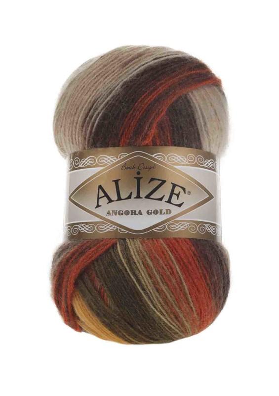Alize - Alize Angora Gold Batik El Örgü İpi 6060