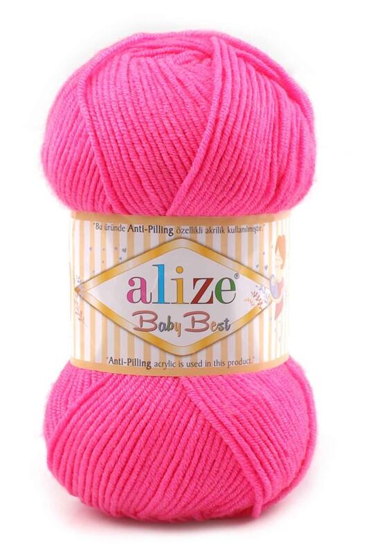 Alize - Alize Baby Best El Örgü ipi 561