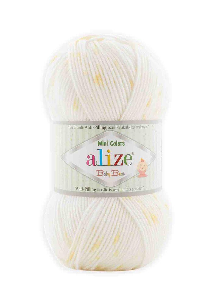 Alize Baby Best Minicolors El Örgü İpi 7266