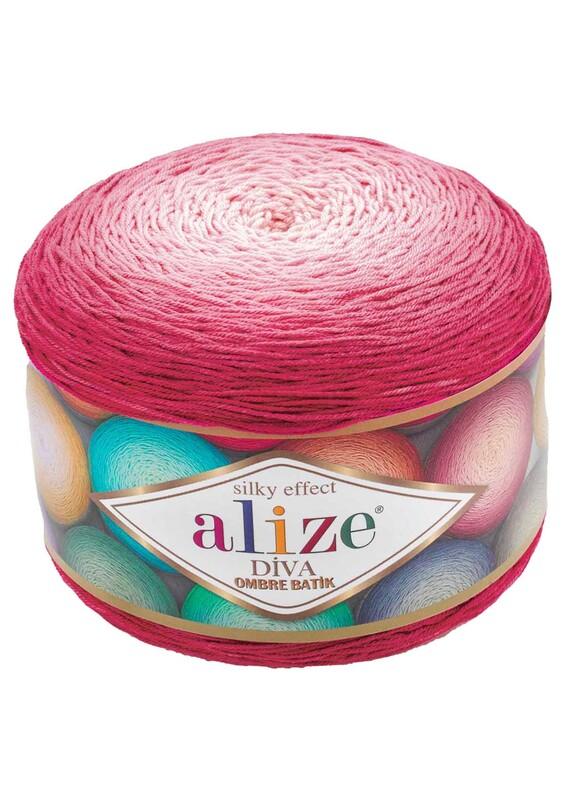 Alize - Alize Diva Ombre Batik El Örgü İpi | 7367