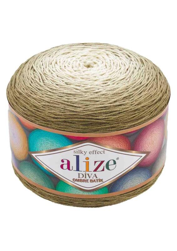 Alize - Alize Diva Ombre Batik El Örgü İpi | 7374