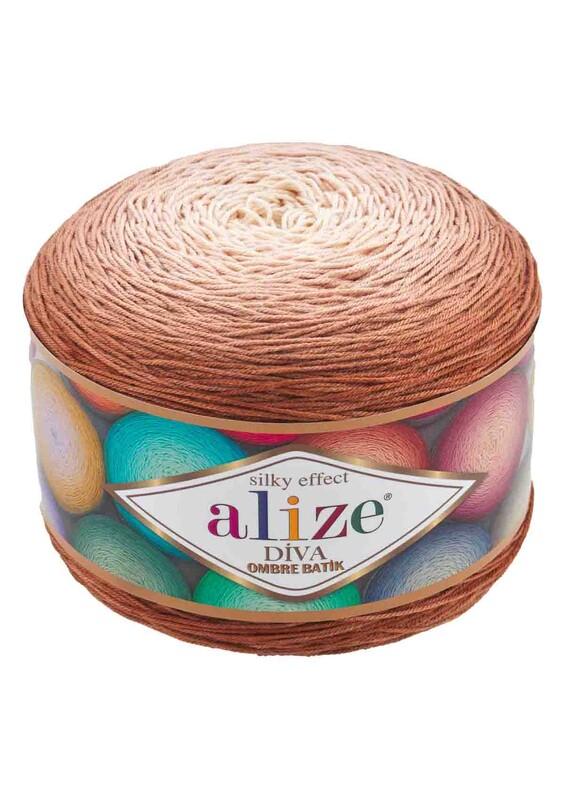 Alize - Alize Diva Ombre Batik El Örgü İpi | 7375