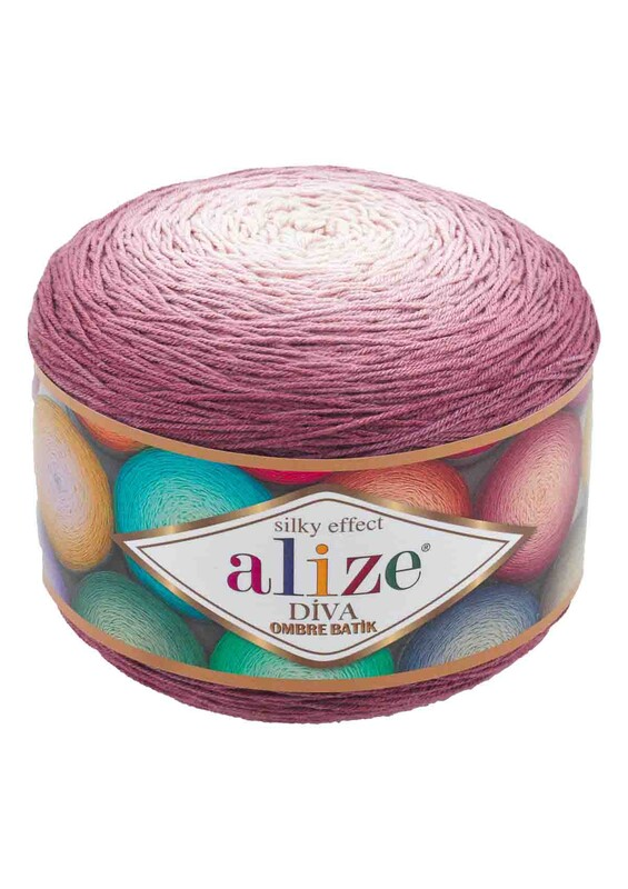 Alize - Alize Diva Ombre Batik El Örgü İpi | 7377