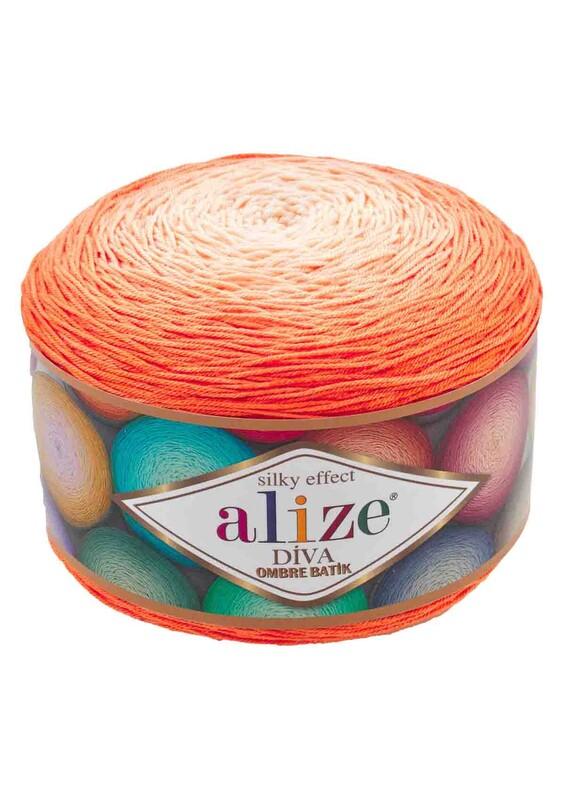 Alize - Alize Diva Ombre Batik El Örgü İpi | 7413