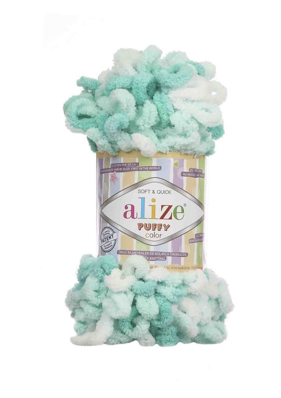Alize - Alize Puffy Color El Örgü İpi 5920