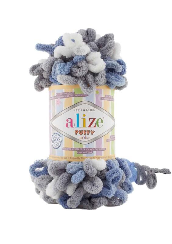 Alize - Alize Puffy Color El Örgü İpi 6075