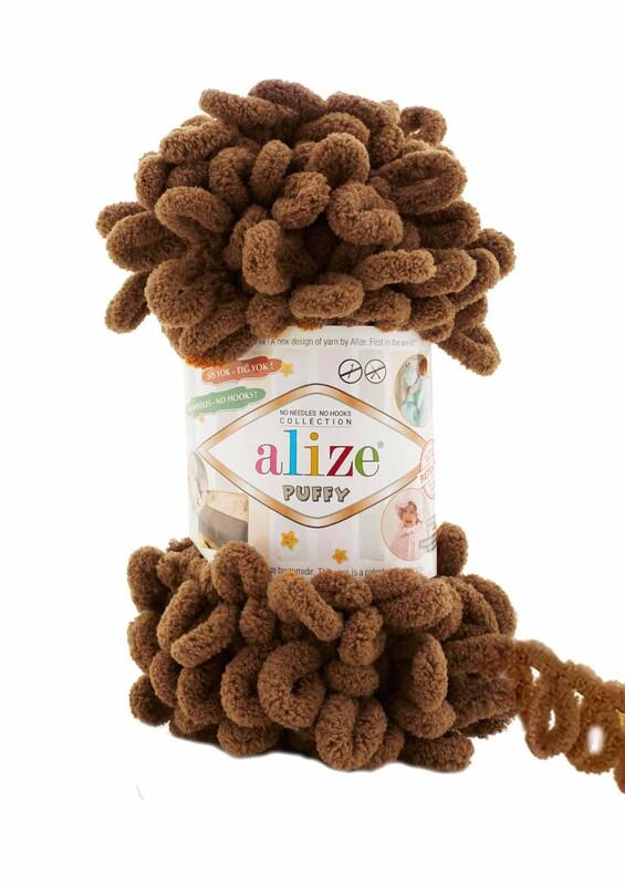 Alize - Alize Puffy El Örgü İpi 321