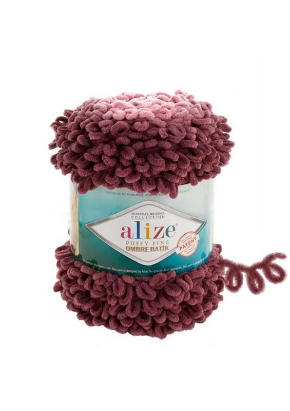Alize - Alize Puffy Fine Ombre Batik El Örgü İpi 7276