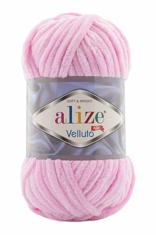 Alize - Alize Velluto El Örgü İpi 100 gr | 031