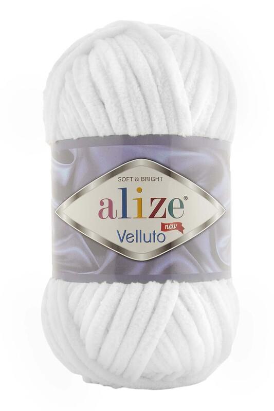 Alize - Alize Velluto El Örgü İpi 100 gr | 055