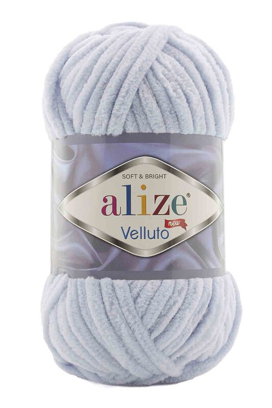 Alize - Alize Velluto El Örgü İpi 100 gr | 416