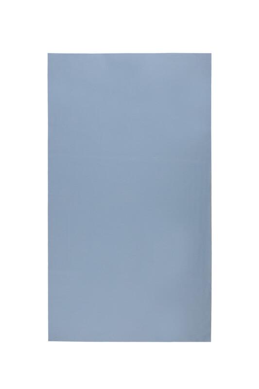 SİMİSSO - Amigurumi Elbise Kumaşı Akfil Pamuk Poplin Kumaş 63 Tel | Bebe Mavi