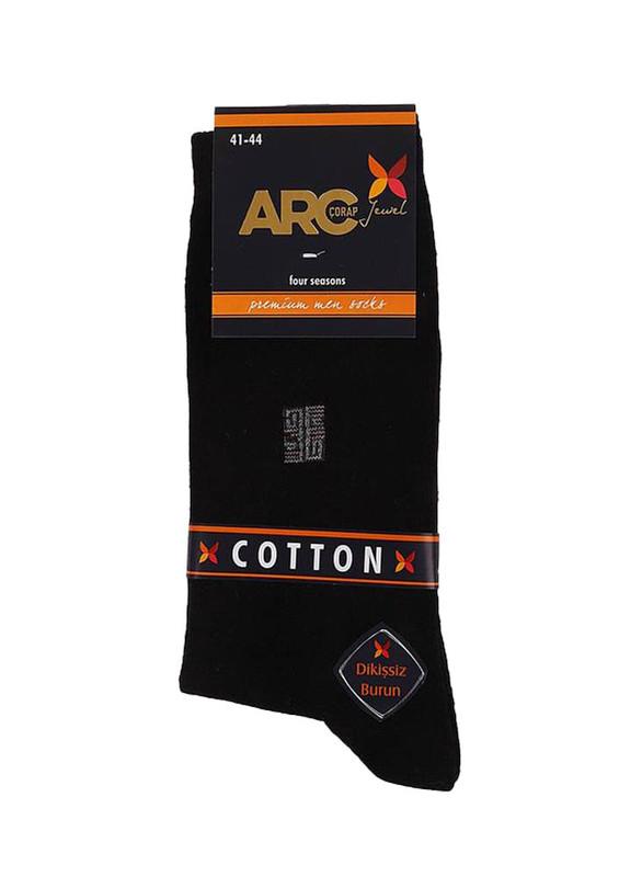ARC - Arc Dikişsiz Çorap 155 | Siyah