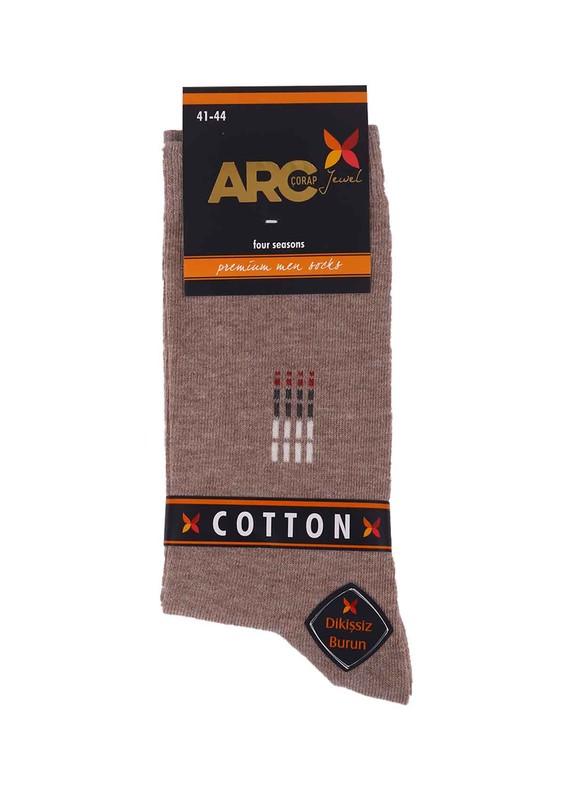 ARC - Arc Dikişsiz Çorap 156 | Kahverengi