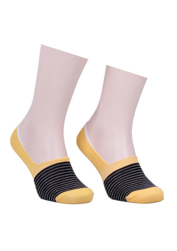 ARC - Arc Elite Babet Çorap 106 | Sarı