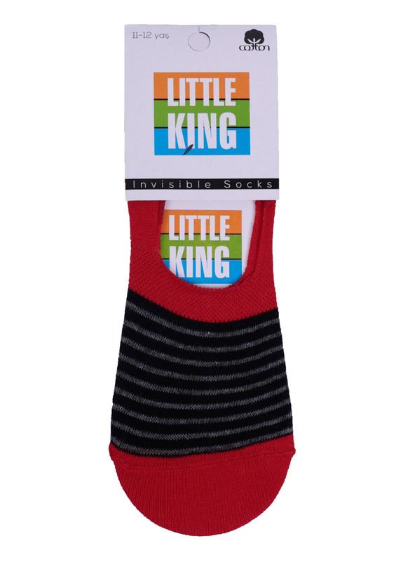 ARC - Arc Kids Çocuk Babet Çorap 306 | Kırmızı