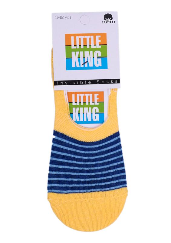 ARC - Arc Kids Çocuk Babet Çorap 306 | Sarı