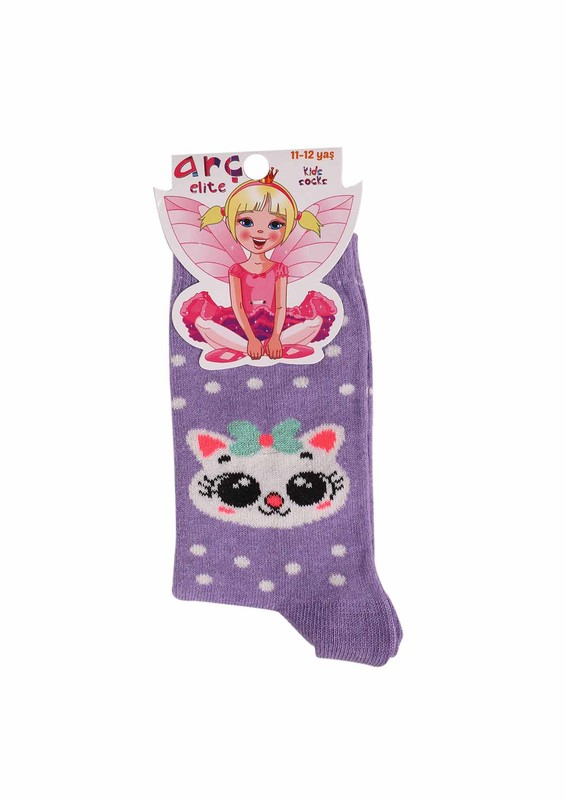 ARC - Arc Soket Çorap 332 | Lila