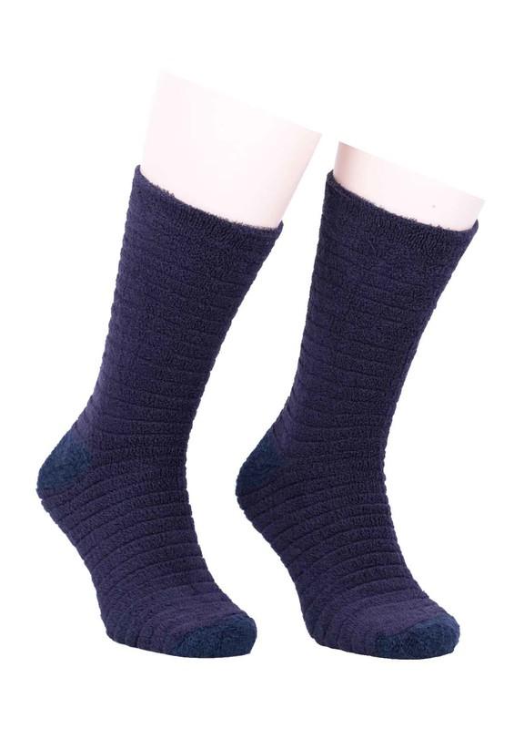 ARC - Arc Ters Havlu Çorap 212 | Lacivert