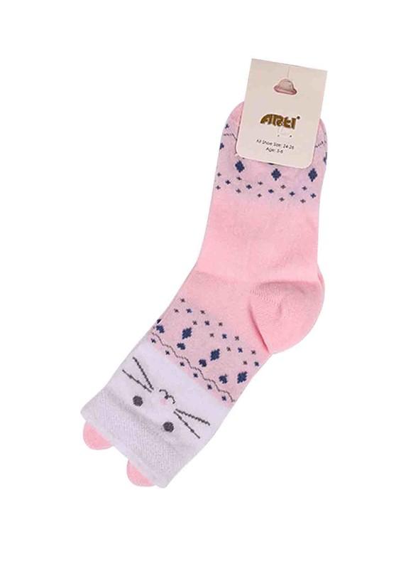 ARTI - Artı Soket Çorap 005 | Pudra