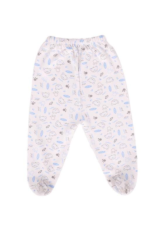 AYMİX BABY - Aymix Pijama Altı 280   Mavi