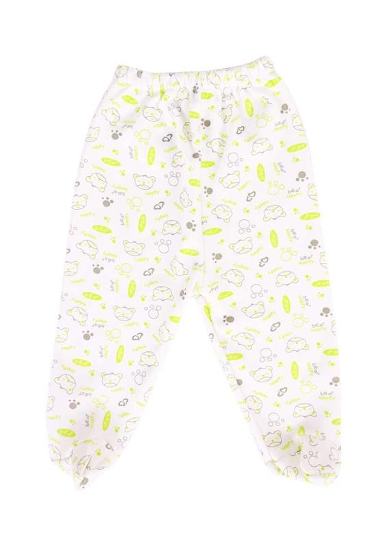 AYMİX BABY - Aymix Pijama Altı 280   Yeşil