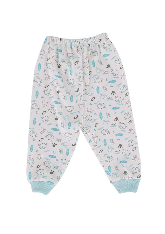 AYMİX BABY - Aymix Pijama Altı 281   Mavi