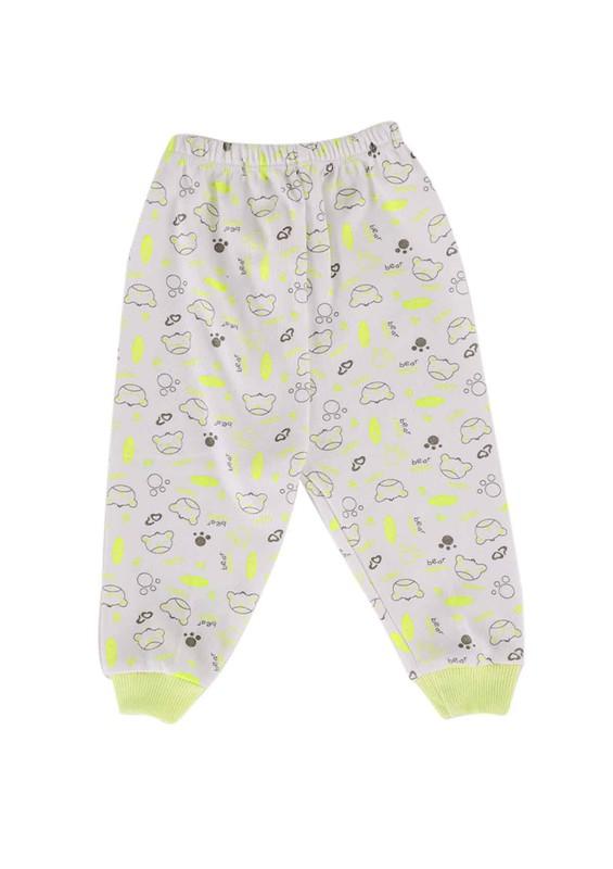 AYMİX BABY - Aymix Pijama Altı 281   Sarı