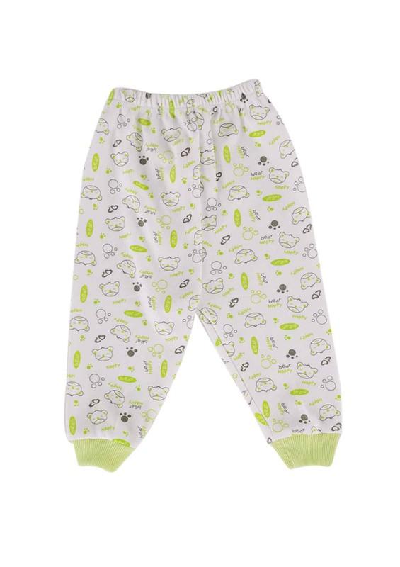 AYMİX BABY - Aymix Pijama Altı 281   Yeşil