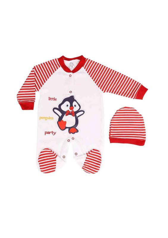 BABYRED - Baby Red Bebek Tulumu 407 | Kırmızı