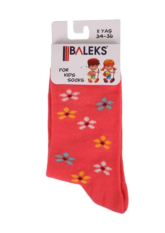 BALEKS - Baleks Soket Çorap 829 | Pudra