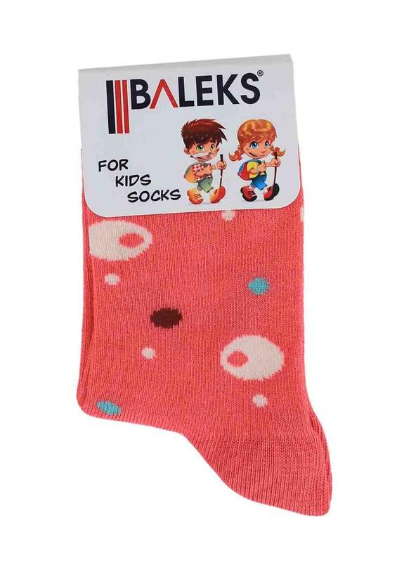 BALEKS - Baleks Soket Çorap 832   Pudra