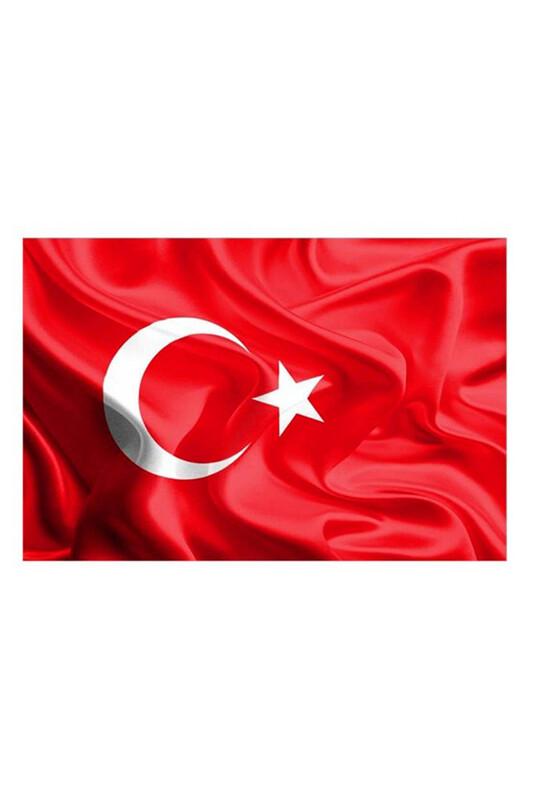 SİMİSSO - Türk Bayrağı 40*60 cm